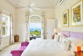 Guest bedroom on first floor