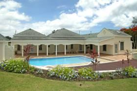 Pool & Garden Area