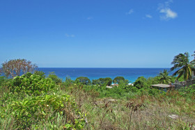 Westerly View from Ridge-top lots
