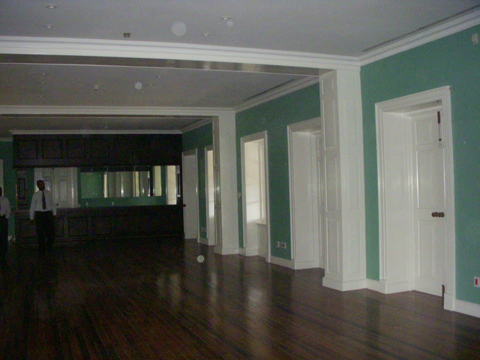 West section upstairs