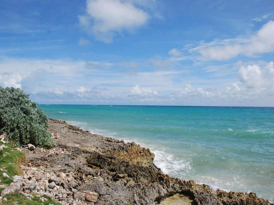Stunning Caribbean coastline