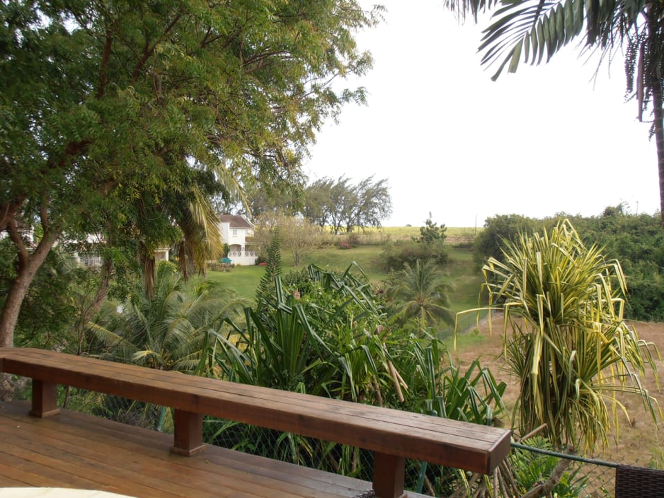 Country View from pool deck