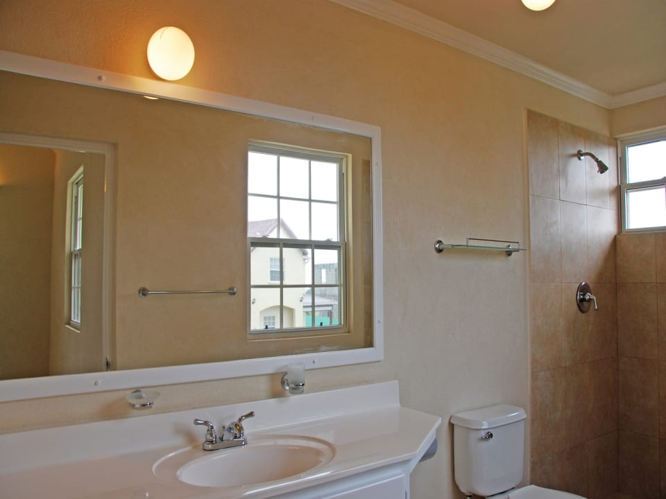 Well Finished Bathroom