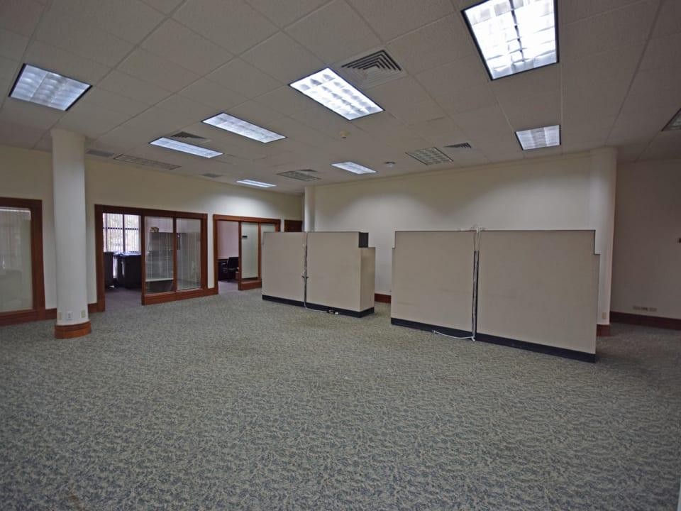 Large Open Plan floor area