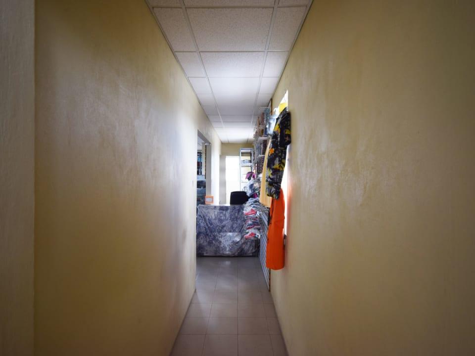 Corridor up