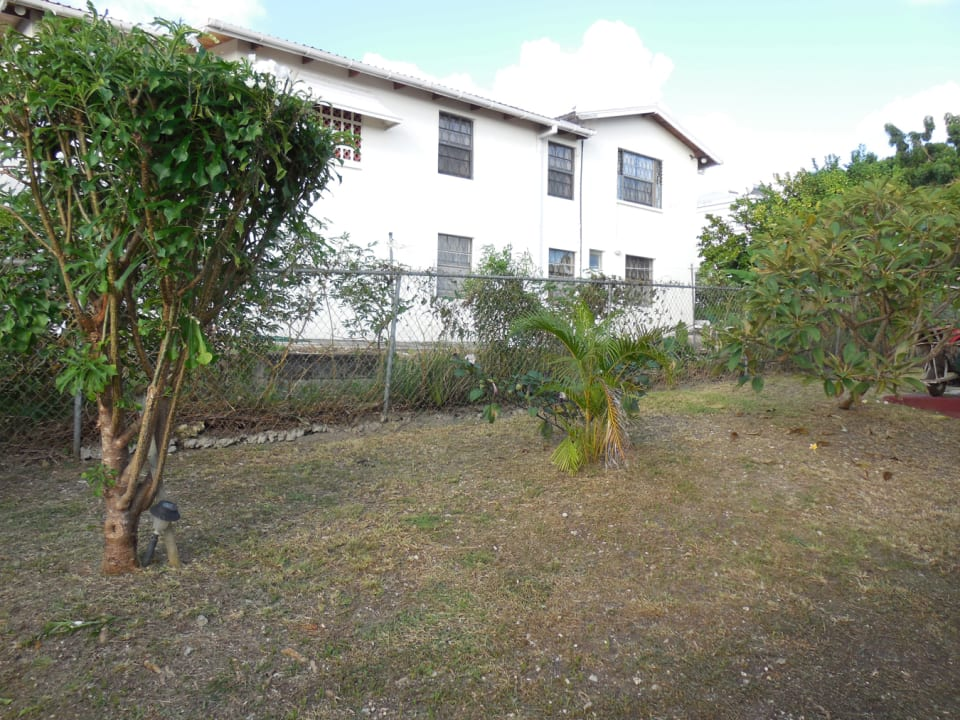 Garden to rear of Property