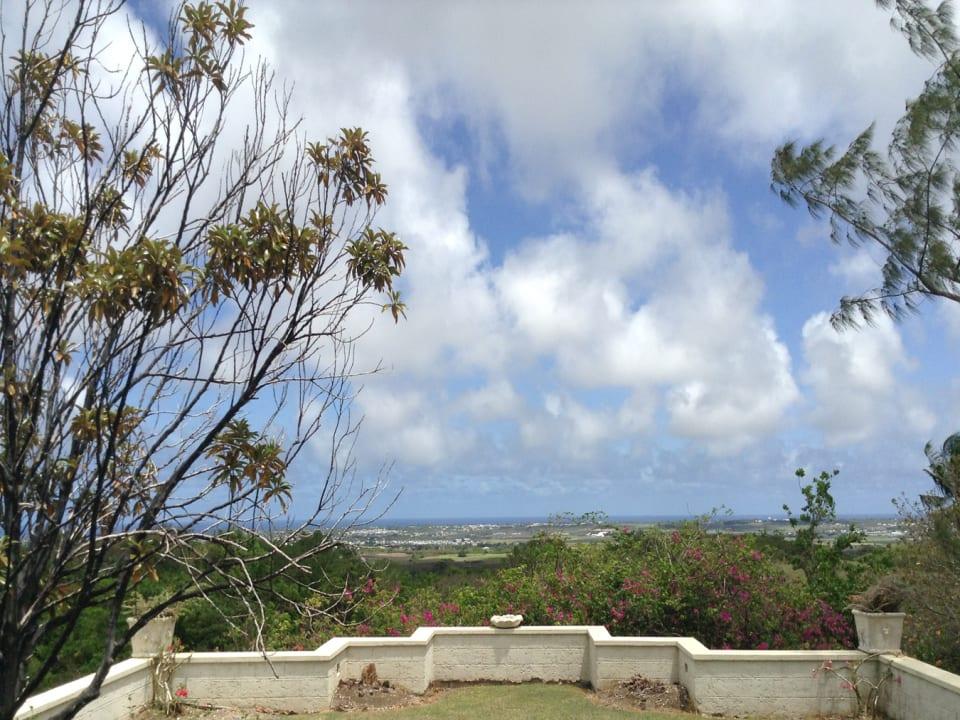 Panoramic Barbados Views to the Ocean