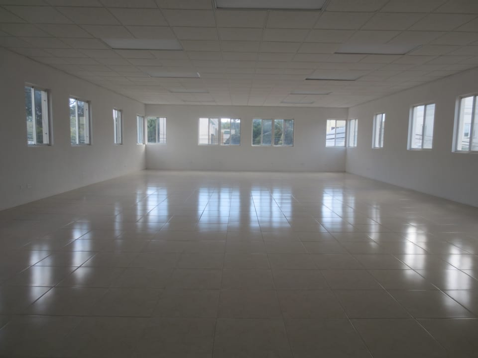 Large open plan space - north side