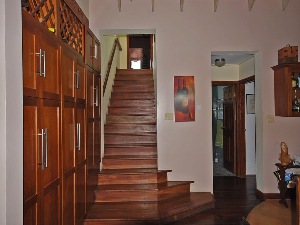 Up to Bedroom Area