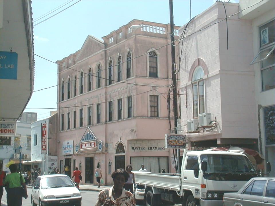 Masters Building, Roebuck Street.