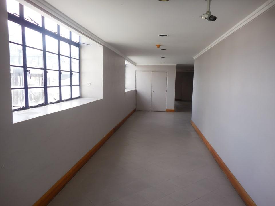 Hallway on third floor