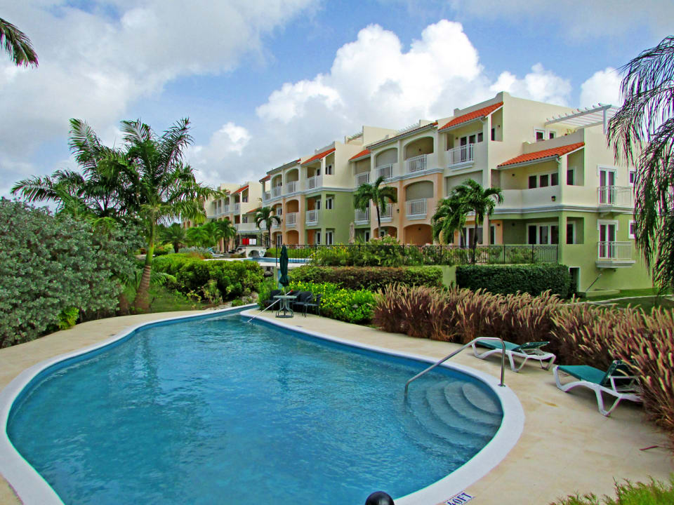 Stunning Barbados Community - Sparkling Pool