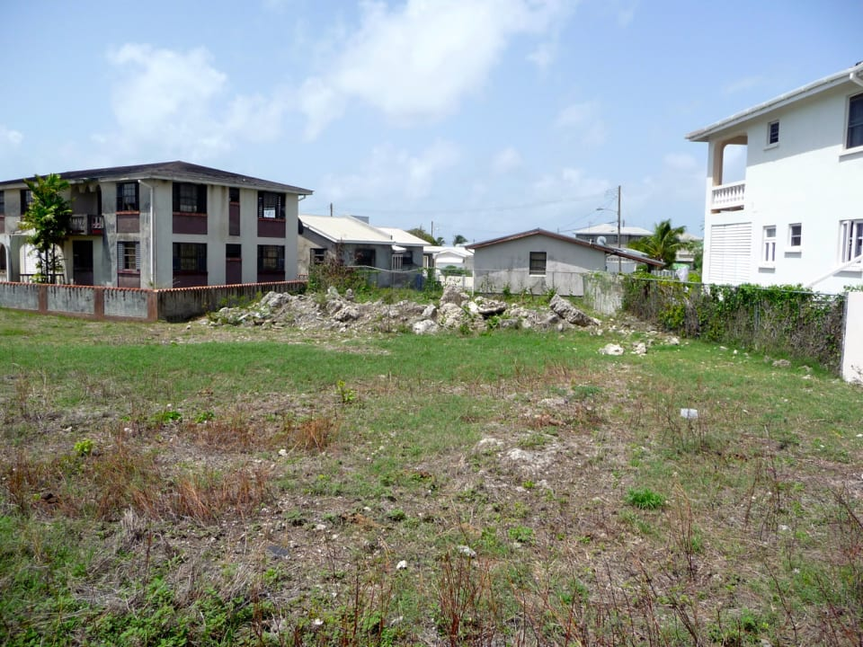 VIEW OF LOT 640