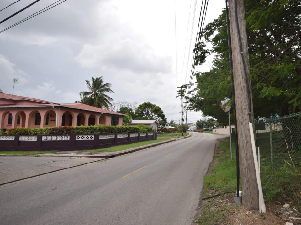 Main Road - Golf Club Road