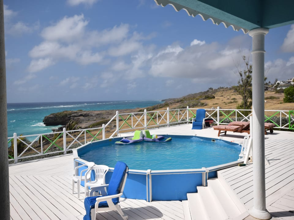 Pool, Deck and Sea