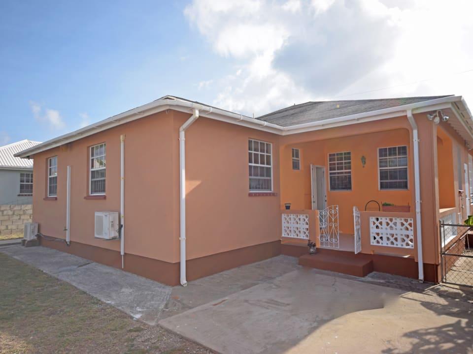 House Back Yard