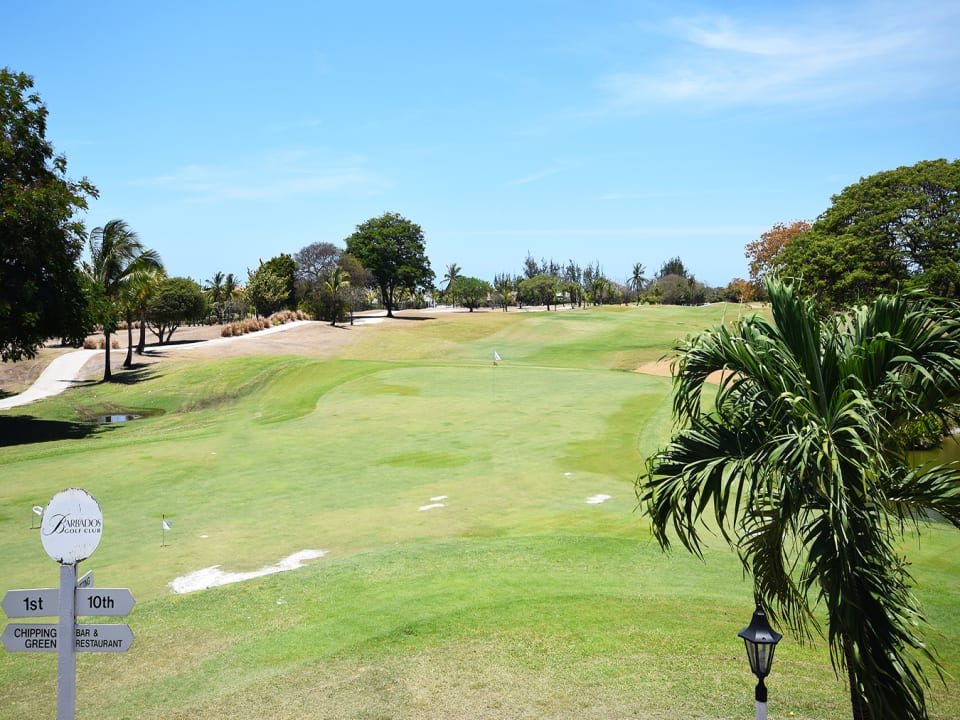 View of the Barbados Golf Course