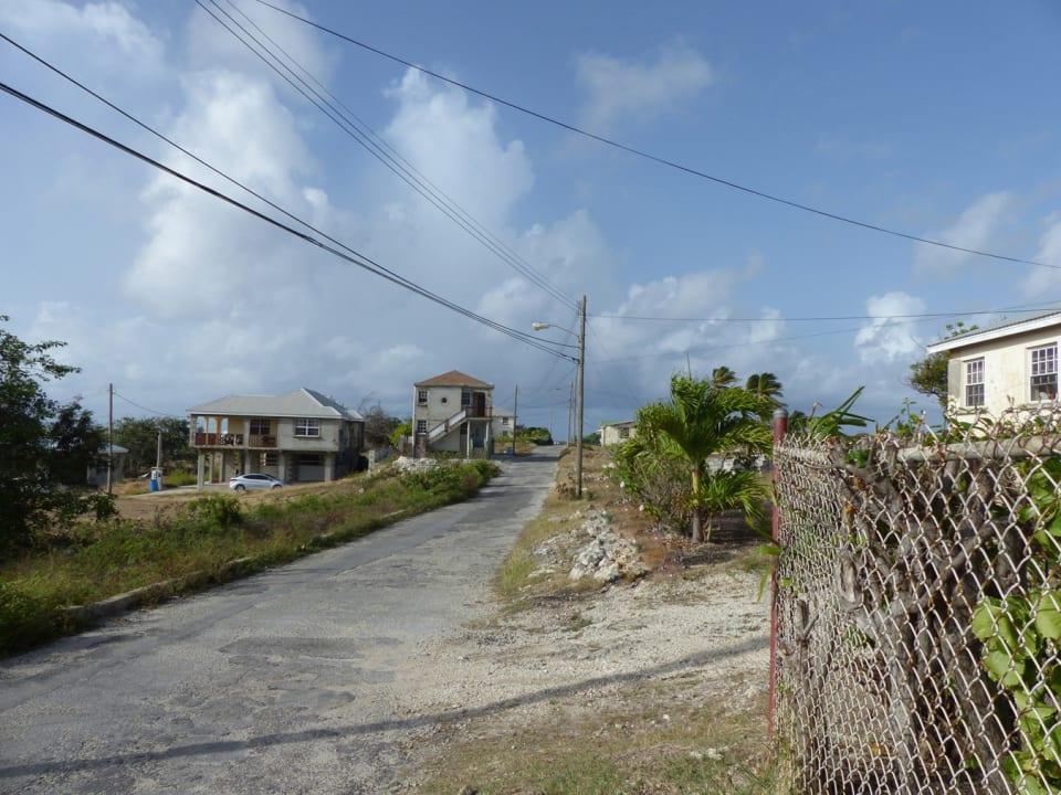 Eastern Road towards Ocean City