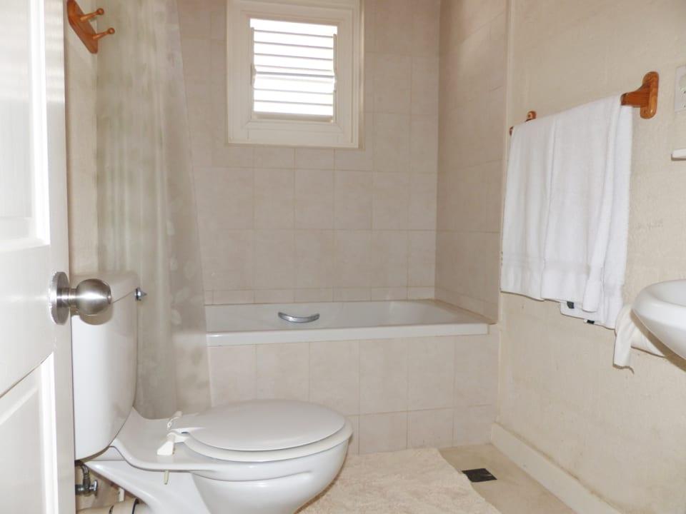 Shared Bathroom in Main House