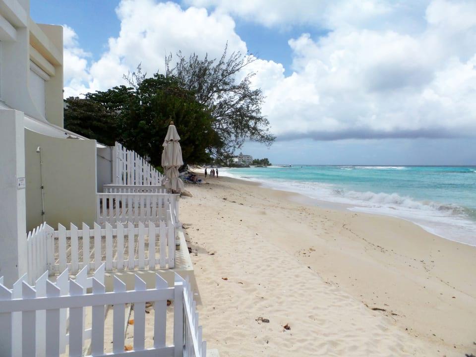 Eastern view of beach