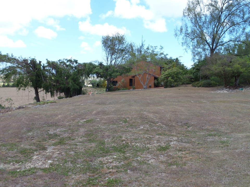 From lot looking toward neighbouring property
