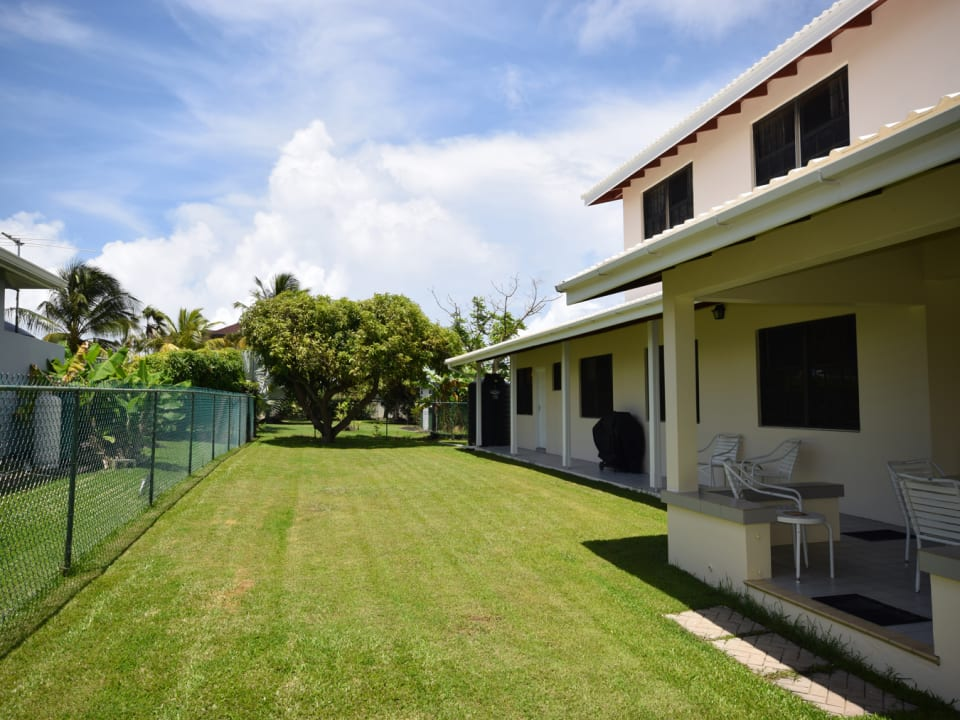 Established Lawns