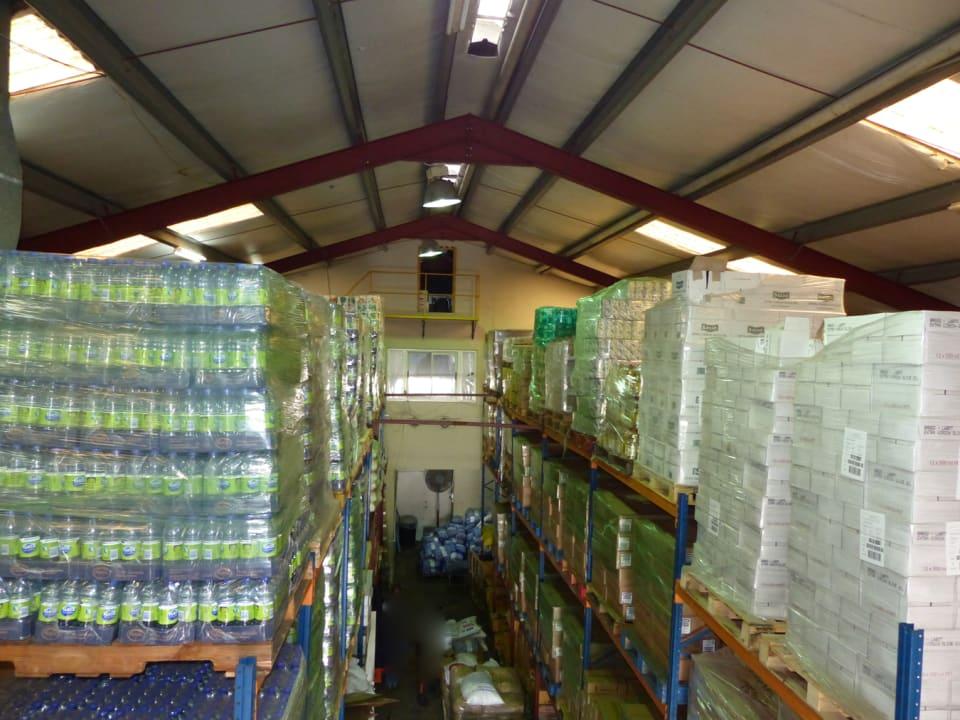 Warehouse Storage - Additional levels of Storage