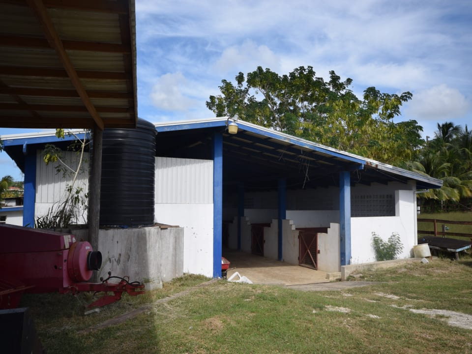 North Stables