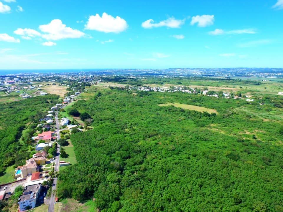 View of South Ridge Neighbourhood