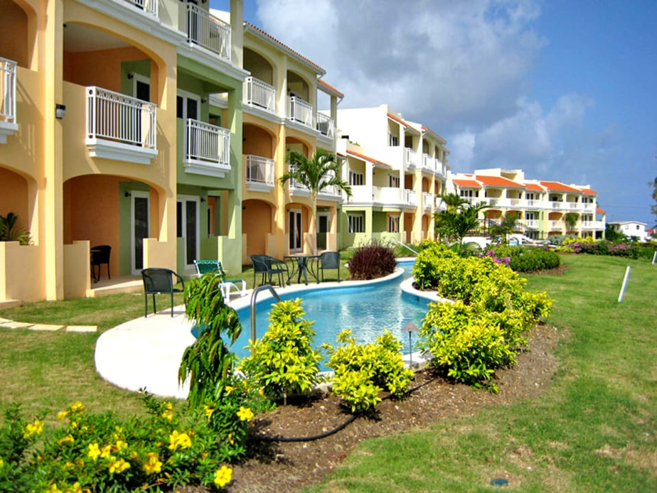 Beautiful Barbados Lagoon Pools