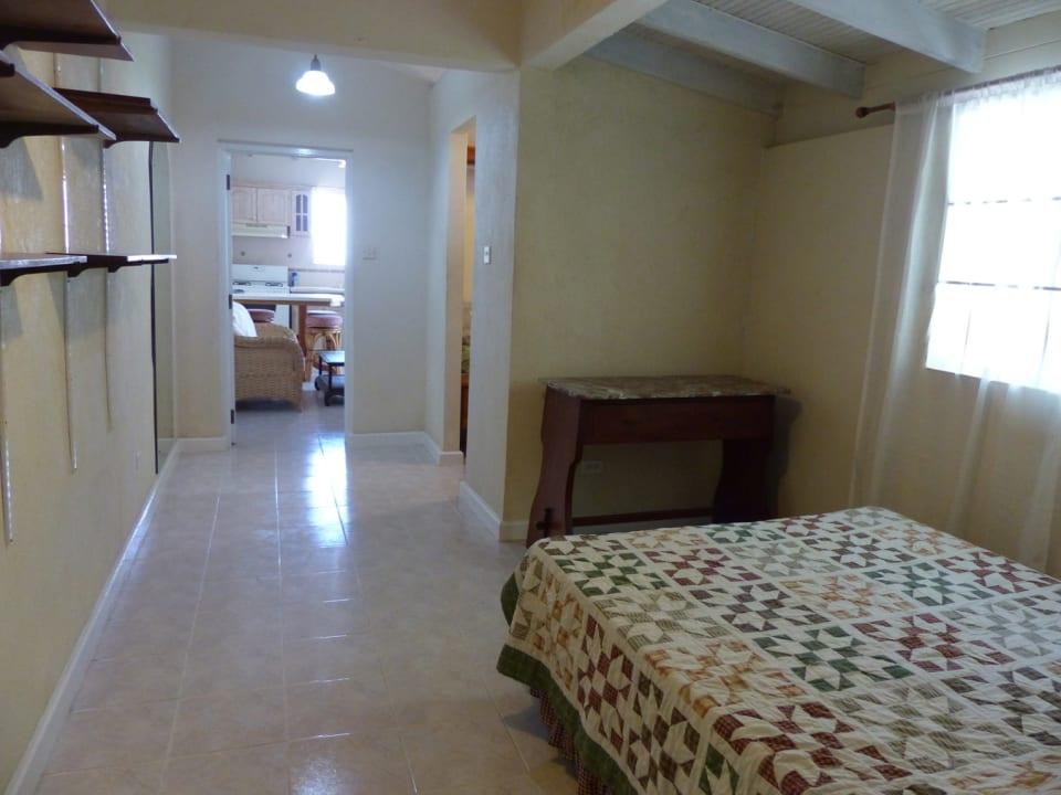 Good sized bedroom