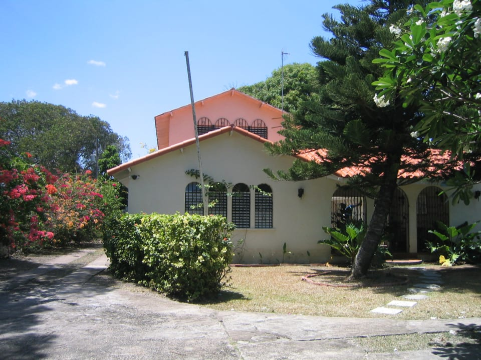 Eastern side of the House