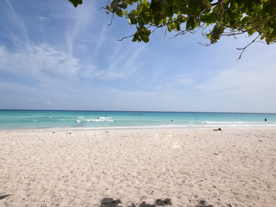 Beautiful Accra Beach across from Blue Horizon