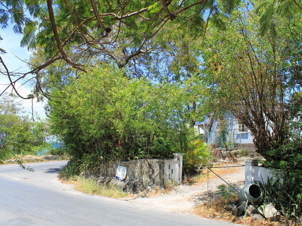 Entrance To Property From Roadside