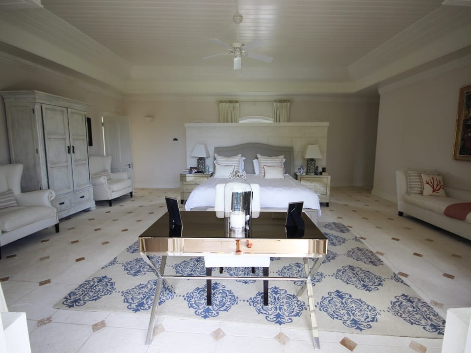 Large Master Suite from the balcony