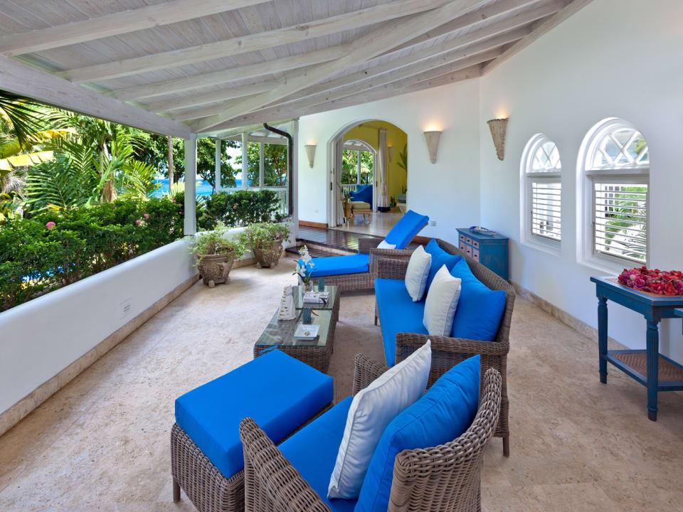 Bedroom 1 patio