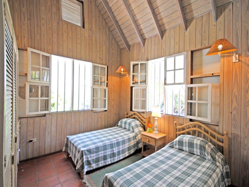 Second bedroom on upper floor