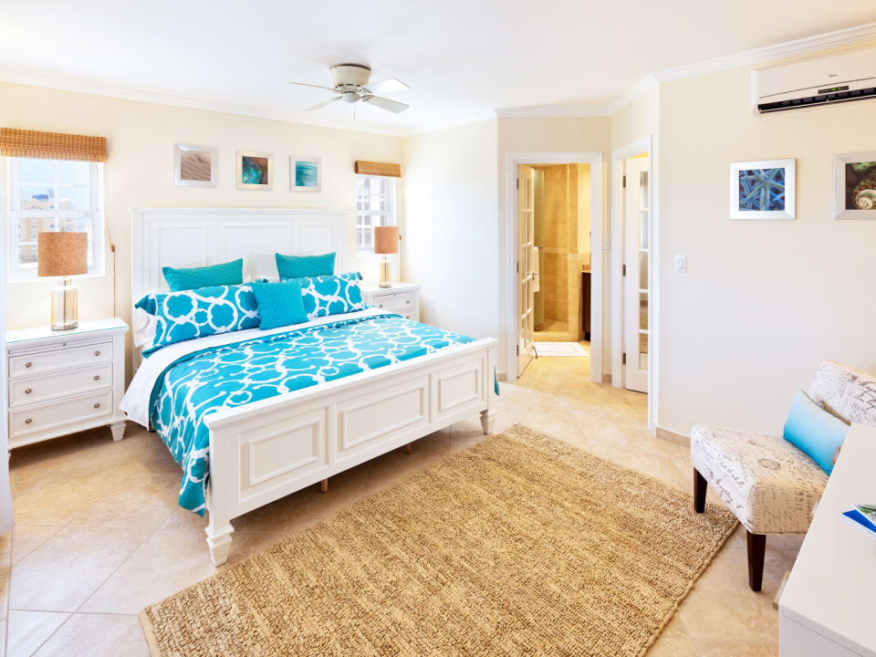 The other master suite