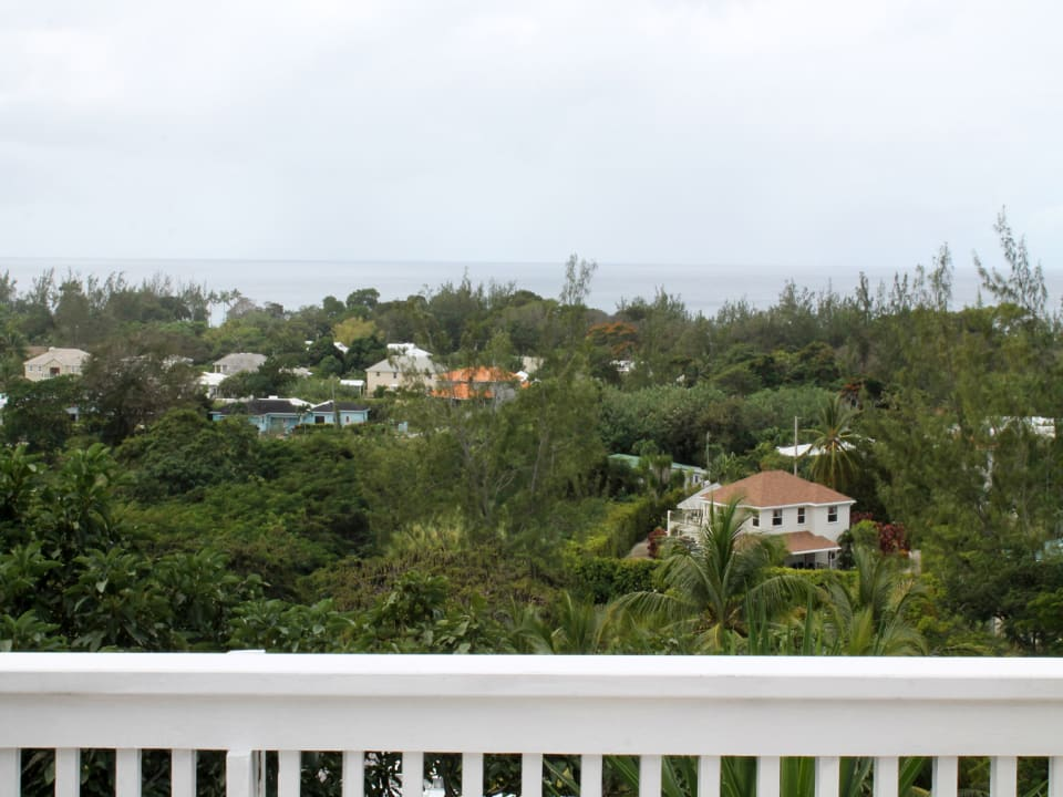 Ocean View from Patio