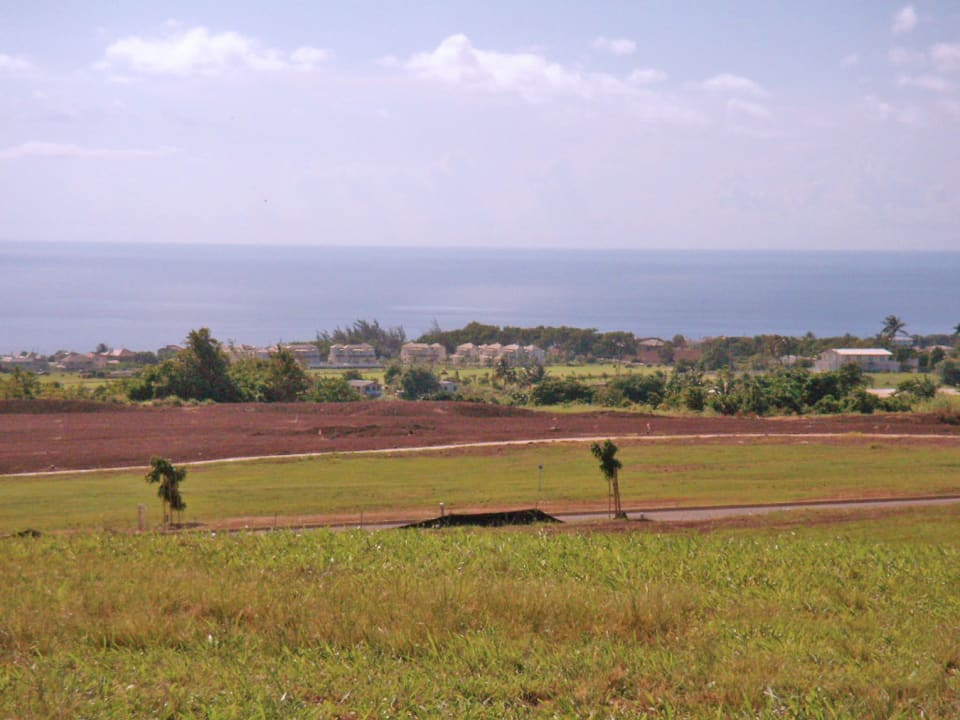 Lot with sea view