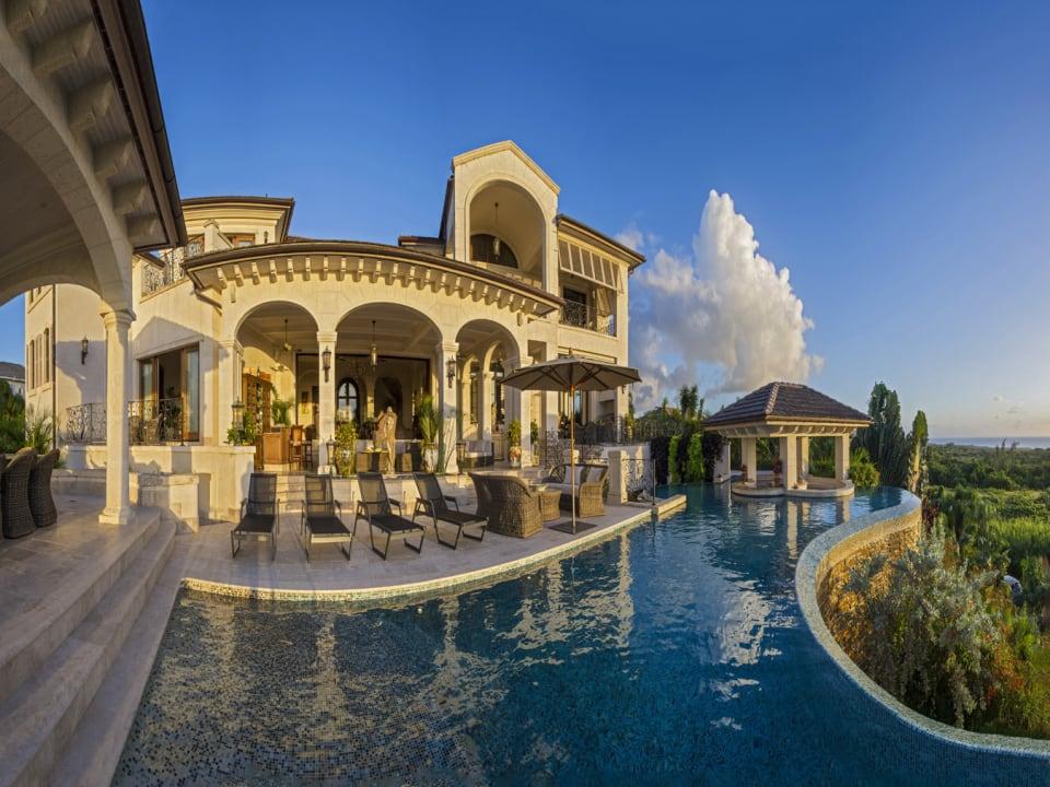 Pool View - South