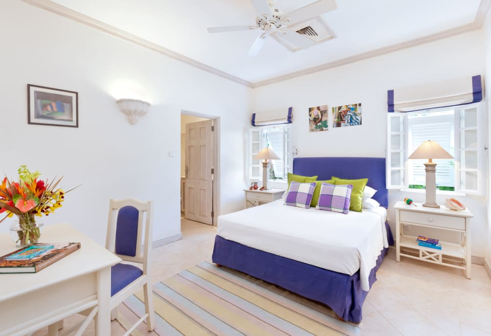 En suite guest bedroom on ground floor
