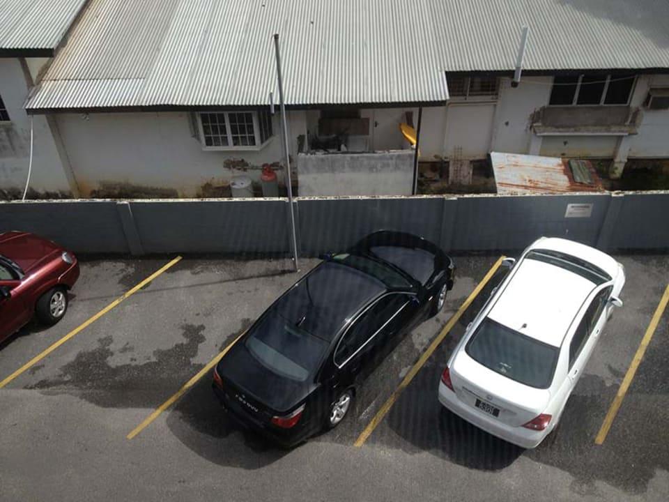 parking spots