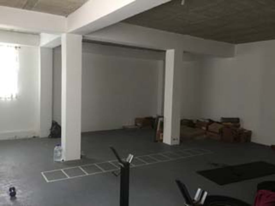 extra room on the ground floor for office, gym, studio