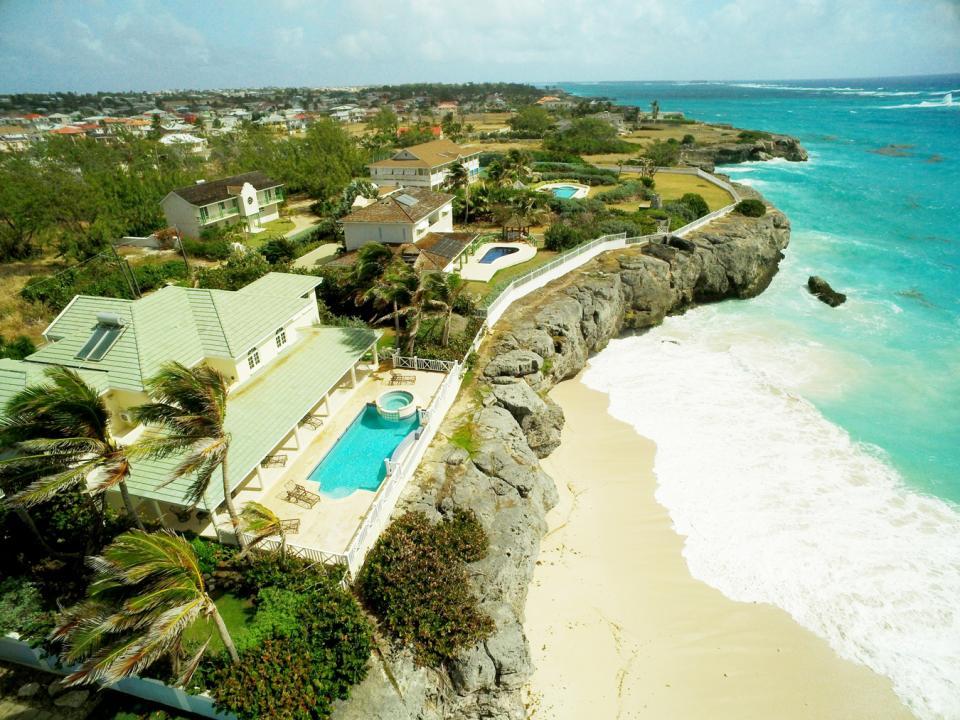 Superb Barbados Cliff Front Villa