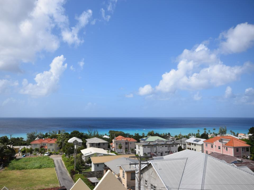 Great View of the Caribbean Sea