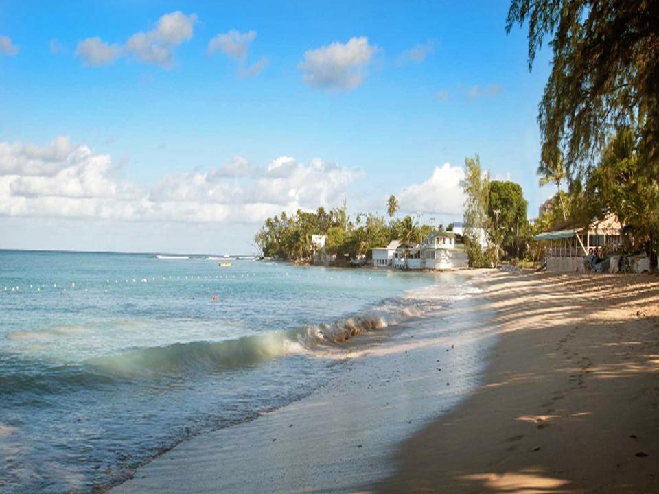 Mullins beach