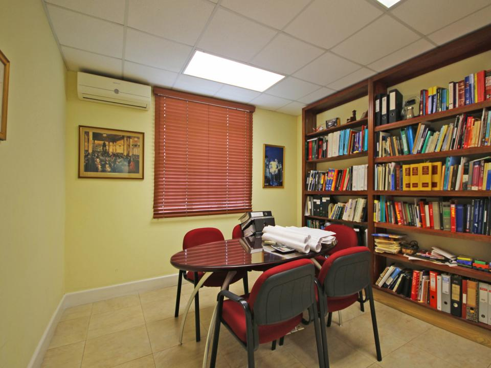 Library/Private office
