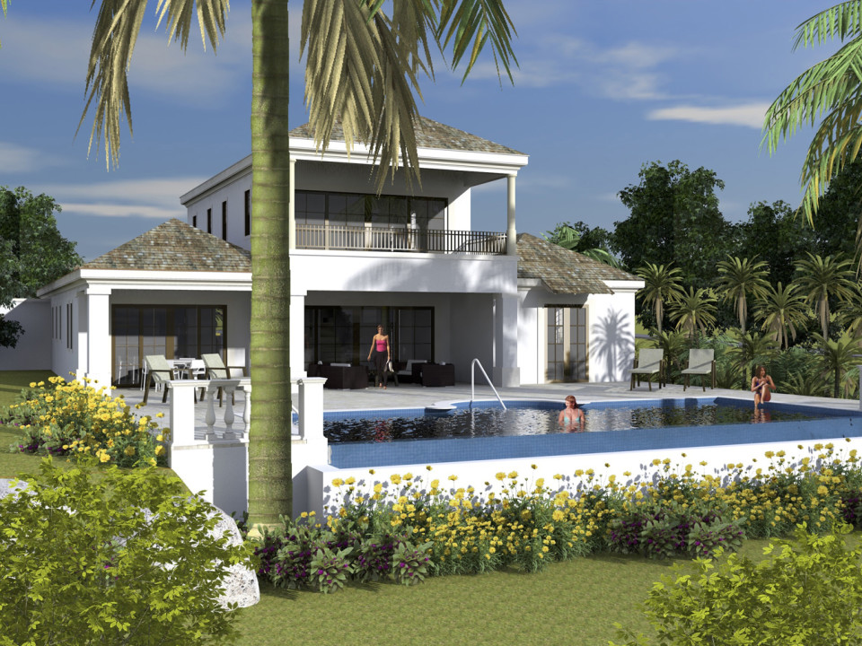 Grand Fairway Villa 2 Townhouse Barbados Luxury Homes
