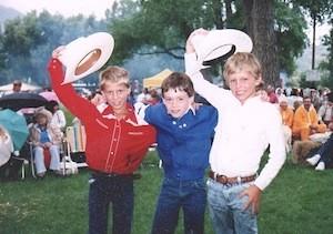 Ricky, Noel, Anders, Alamosa
